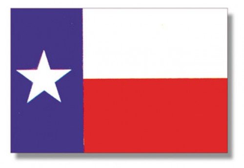 3'x5' Texas State Flag Nylon