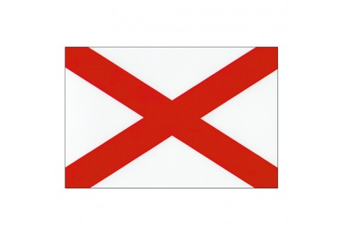 5'x8' Alabama State Flag Nylon