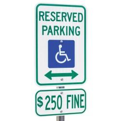 Handicap Signs
