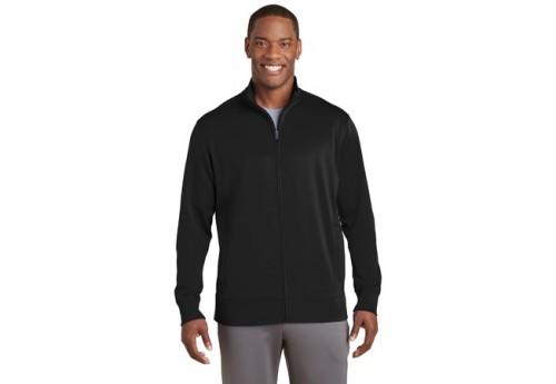 Men's Full Zip Fleece Jacket