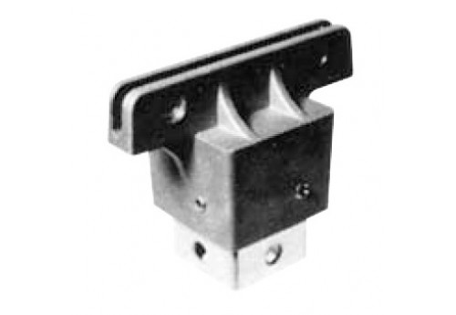 "1-3/4"" Square Post Bracket"