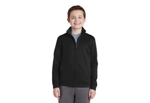 Youth Full Zip Fleece Jacket